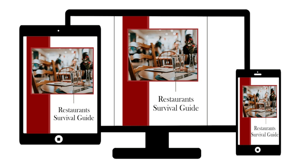 Restaurants Survival Guide during covid-19